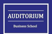 AUDITORIUM BUSINESS SCHOOL